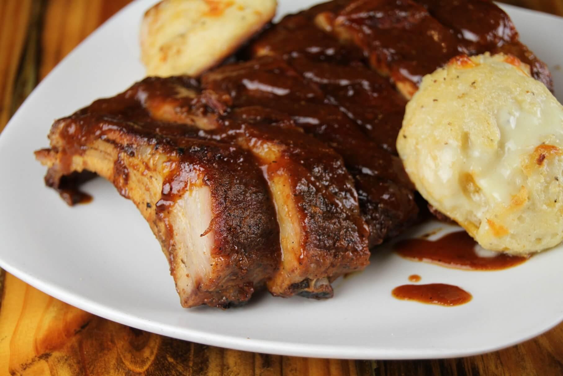 Buffalo-style ribs